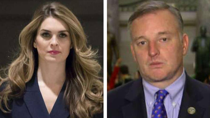 Congressman Tom Rooney says leaks of Hope Hicks' testimony is an example of why the House's Russia investigation should come to an end and weighs in on Jeff Sessions controversy on 'Your World with Neil Cavuto.'