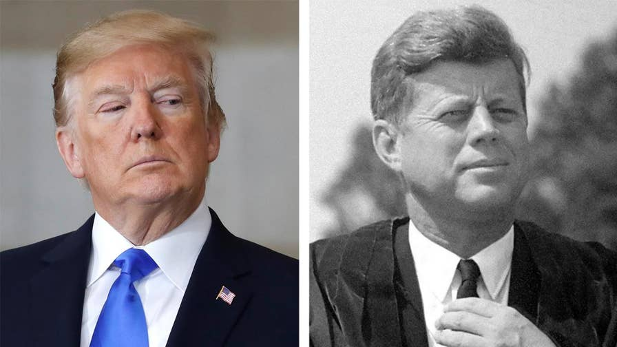 Trump proposes new tariffs on steel and aluminum imports; historian Doug Wead discusses the history of presidents' impacting the steel industry.