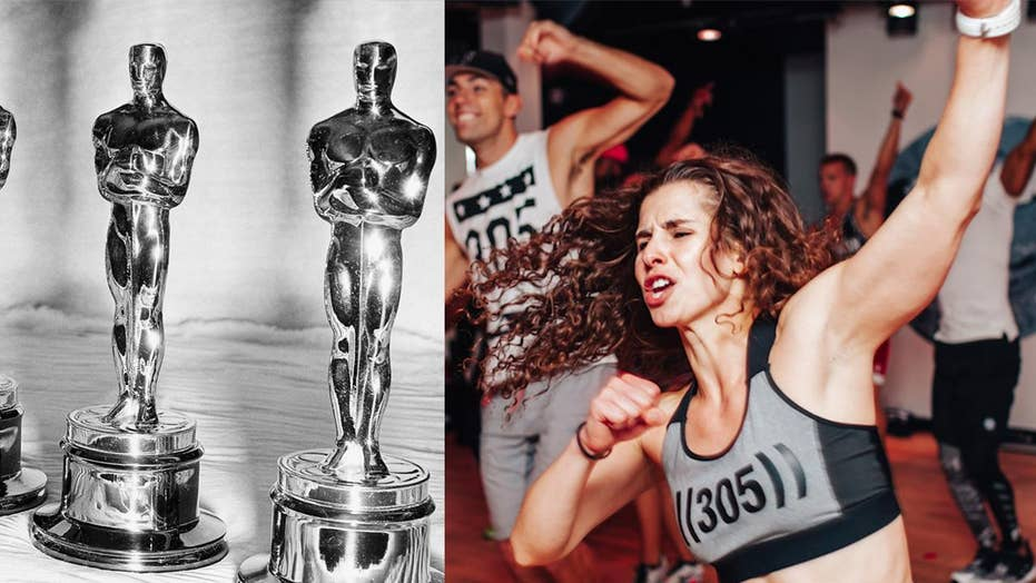 Here's an award-worthy 2018 Oscars workout game