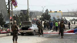 A suicide car bombing in the eastern part of the Afghan capital on Friday morning killed at least one person, a young girl, and wounded 15, Afghan officials said.