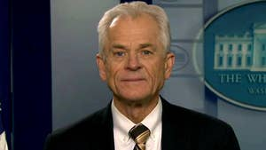 Peter Navarro says President Trump's policies have resulted in the biggest economic boom.