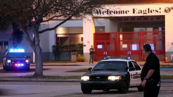 Broward deputy sheriff demands 'total transparency' in department's response to the high school shooting.