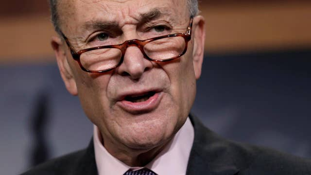 Schumer slammed for citing skin color in vote against white ...