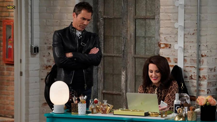 Conservatives are outraged after NBC's 'Will & Grace' made a tasteless joke about Senators John McCain and Lindsey Graham having 'sexual tension.'