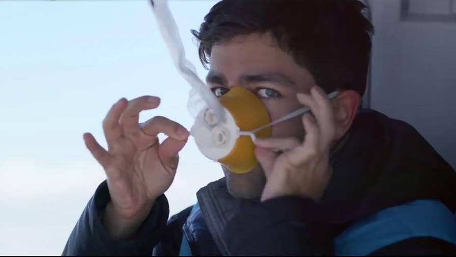 Air New Zealand's new in-flight safety video, filmed in Antarctica, is causing controversy. The same airline had a deadly crash on the continent in 1979.