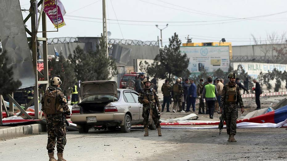 1 killed, several others injured in Kabul explosion