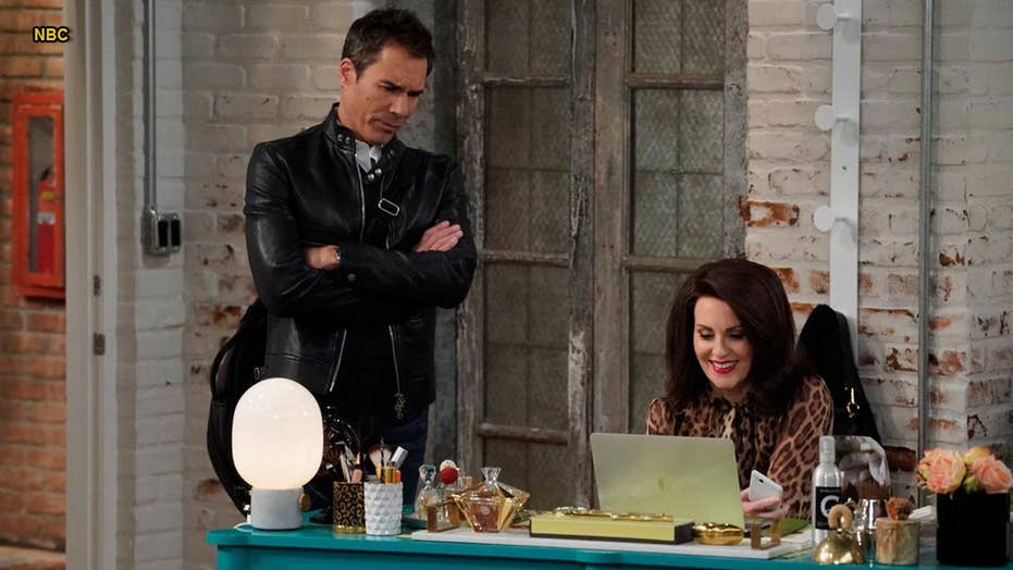 Outrage over 'Will & Grace' gay joke about McCain and Graham