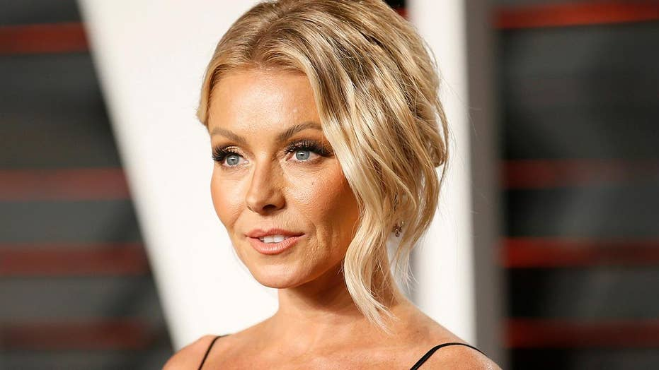 Kelly Ripa defends co-host Ryan Seacrest