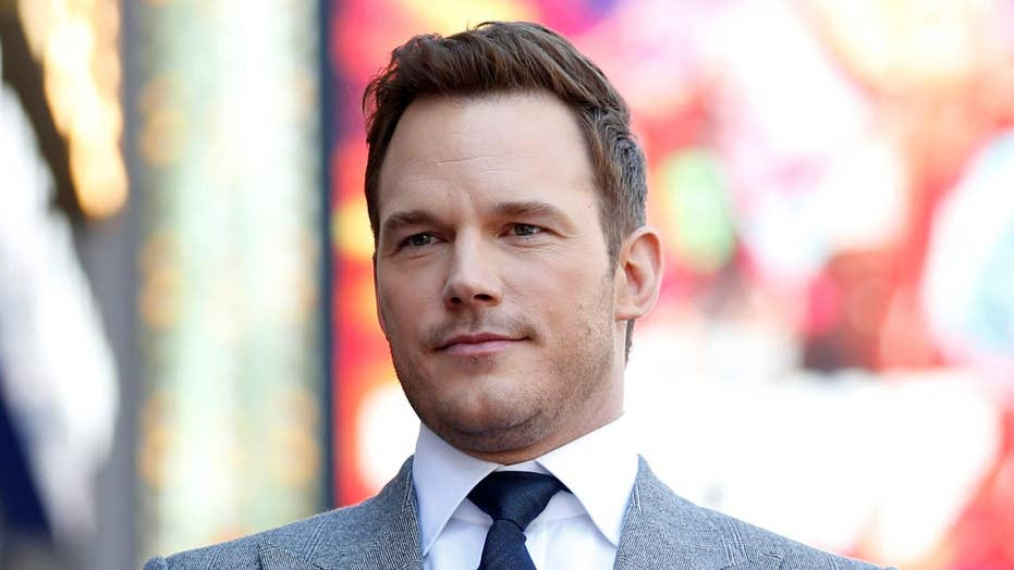 Chris Pratt's faith attacked on Twitter