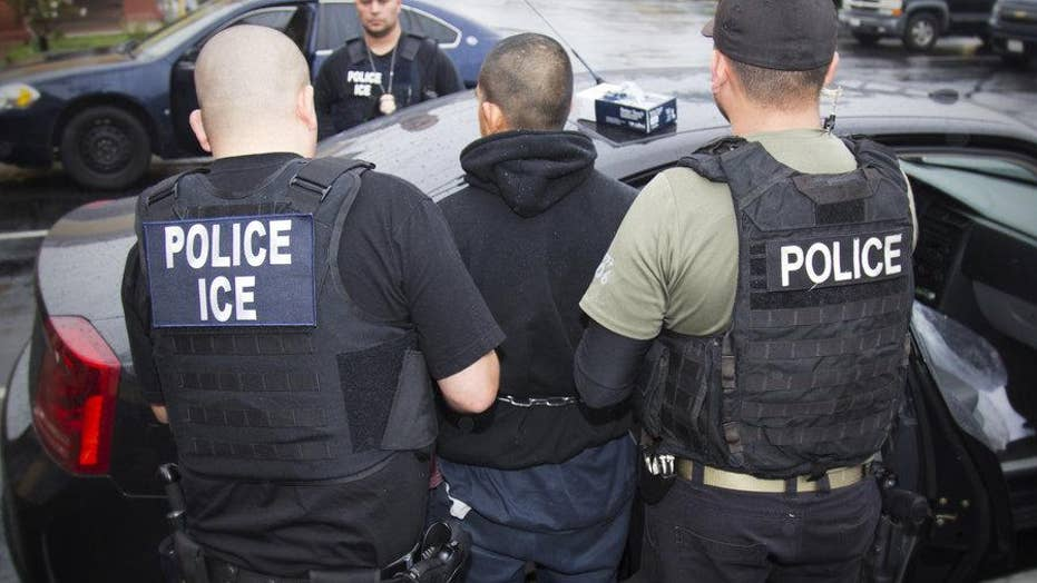 ICE agents ramping up worksite enforcement audits