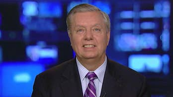 U.N. report: North Korea is sending chemical weapons supplies to Syria. Sen. Lindsey Graham reflects on his trip to the Israel-Syria border.
