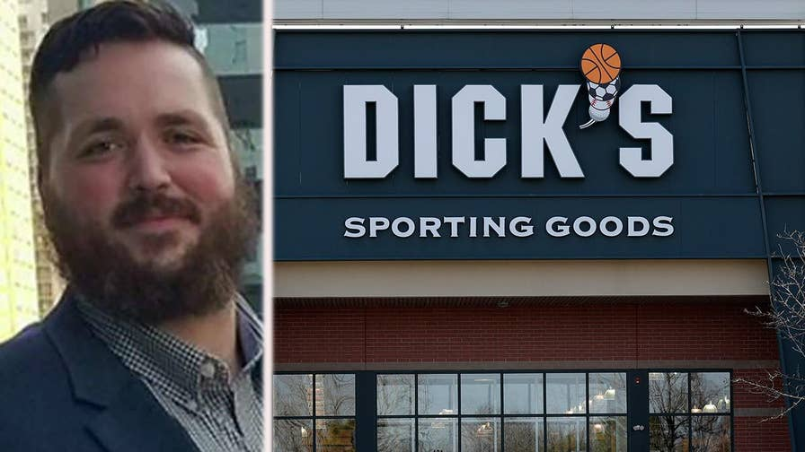 Former Dick's Sporting Goods employee explains his decision to leave the company after the retailer changed its policy on gun sales.