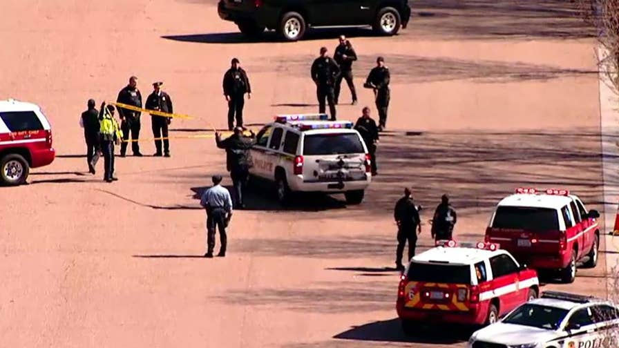 Police respond after possible self-inflicted shot near ...