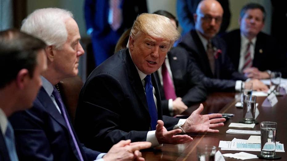 Gun control, tariffs top this week's Top Talkers