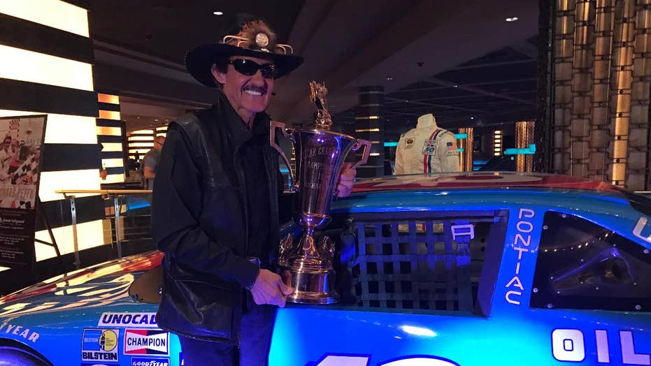 Start your engines: Richard Petty puts cars up for auction