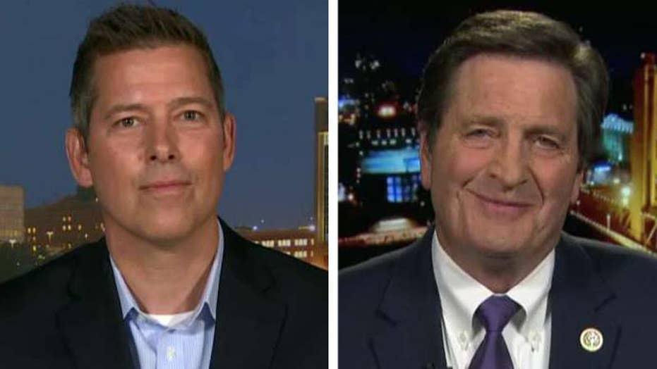 GOP and Democratic congressmen debate NRA boycott