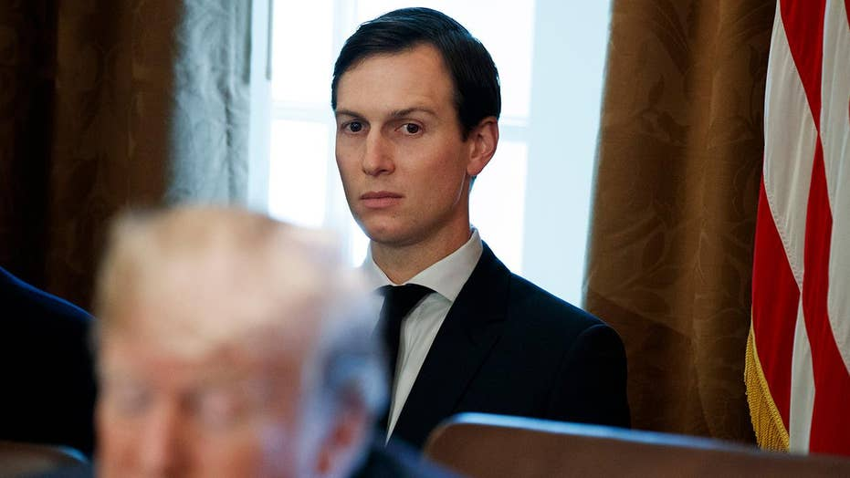 Kushner comes under increasing scrutiny in the White House