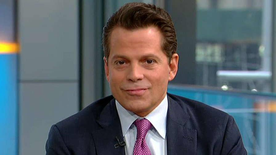 Trump plans to impose new steel and aluminum tariffs; former White House communications director Anthony Scaramucci reacts.