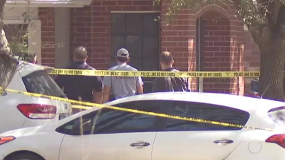 Mysterious device explodes on front porch in Texas