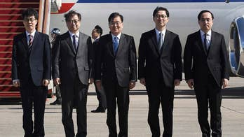 The South Korean security director leads a ten-person delegation on a trip that included direct talks with Kim Jong Un.