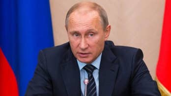 Russian President Vladimir Putin shuts down any suggestion that the 13 Russian nationals indicted in Special Counsel Robert Mueller's investigation will face charges in the U.S.; reaction from Michael O'Hanlon, director of foreign policy research at the Brookings Institution.