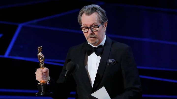Gary Oldman Oscar win raises eyebrows