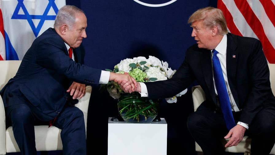 President Trump meets in Washington with Israeli Prime Minister Benjamin Netanyahu; insight from Yaakov Katz, editor-in-chief of the Jerusalem Post.