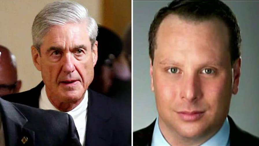 Sam Nunberg says the special counsel investigation is a witch hunt; chief intelligence correspondent Catherine Herridge reports.
