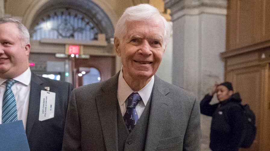 Senate Appropriations Committee Chairman Thad Cochran is stepping down due to health concerns.