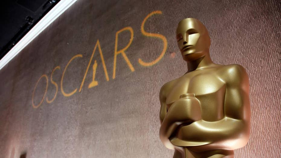 The Academy Awards get political: A look at the jabs