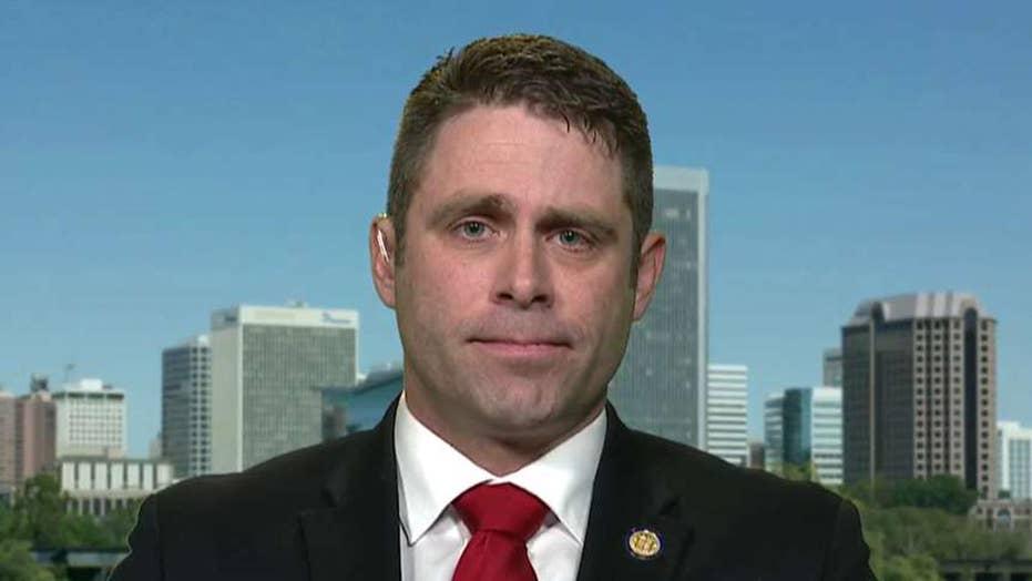 Virginia Senate candidate's speech on guns goes viral