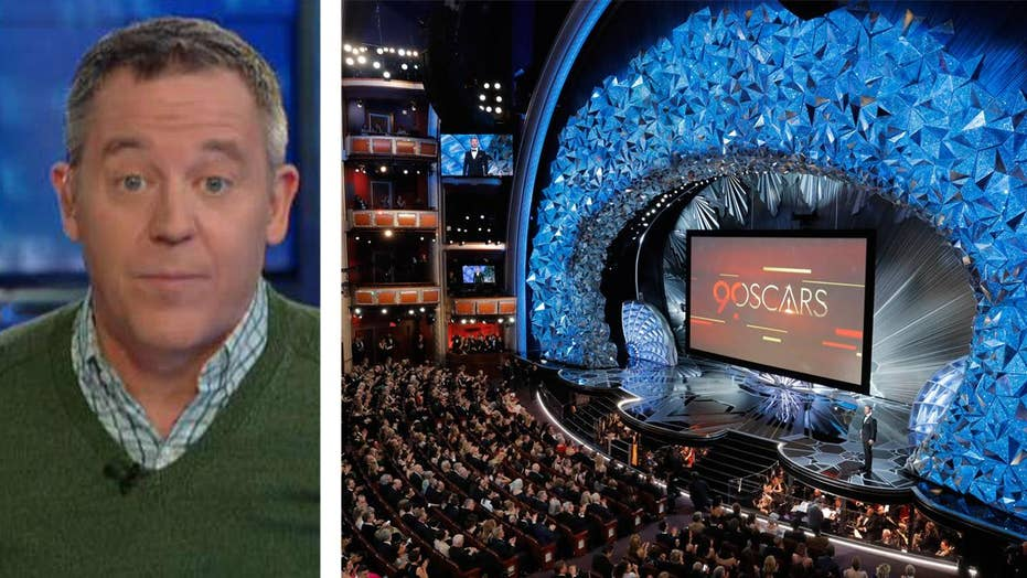 Gutfeld on Sunday night's Oscars