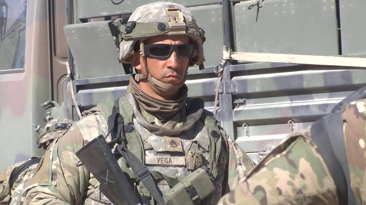 Army training mission gives troops the feel of deployment – in their backyard