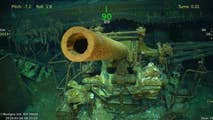 USS Lexington, which was lost in World War II Battle of Coral Sea 76 years ago was discovered by Microsoft co-founder and Seattle Seahawks owner Paul Allen's expedition crew 500 miles off eastern coast of Australia.