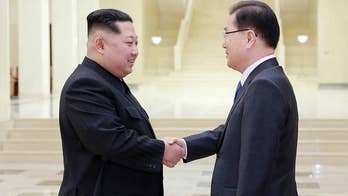 North Korea agrees to impose a moratorium on nuclear and missile tests if it holds talks with U.S.