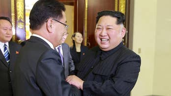 Anticipation rises on Korean peninsula ahead of talks regarding the potential discarding of nuclear weapons.