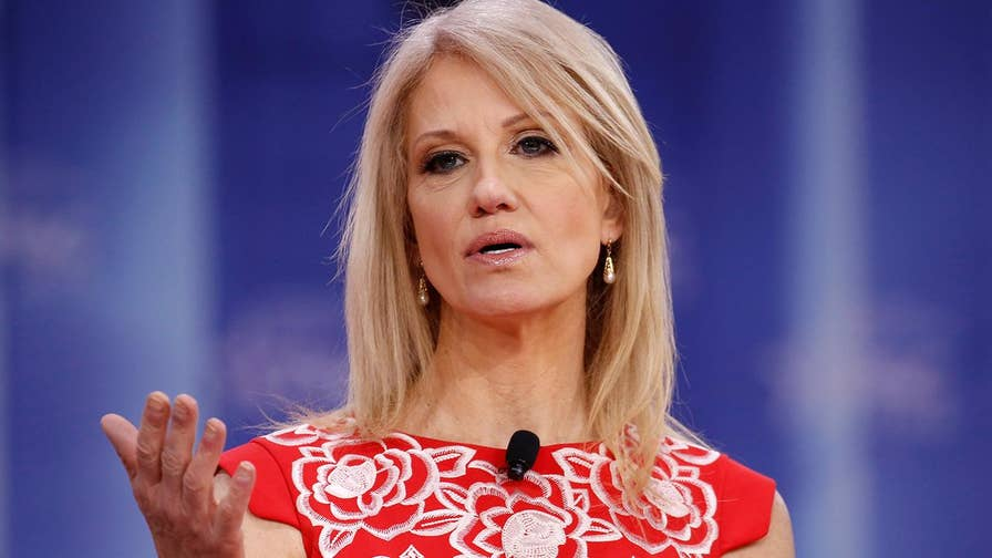 U.S. Office of Special Counsel says Kellyanne Conway violated the Hatch Act advocating for the Alabama Senate candidate.