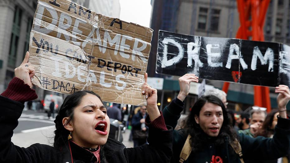 Where are the Democrats on DACA?