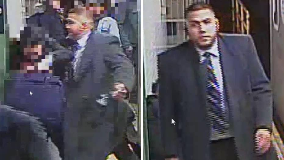 Violent assault suspect sought by NYPD after subway attack