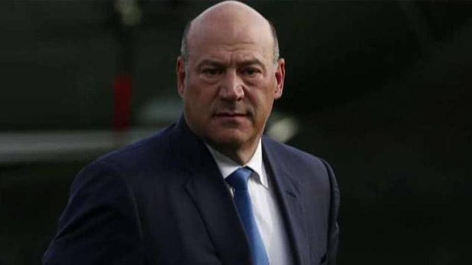 Gary Cohn to resign as Trump's top economic adviser