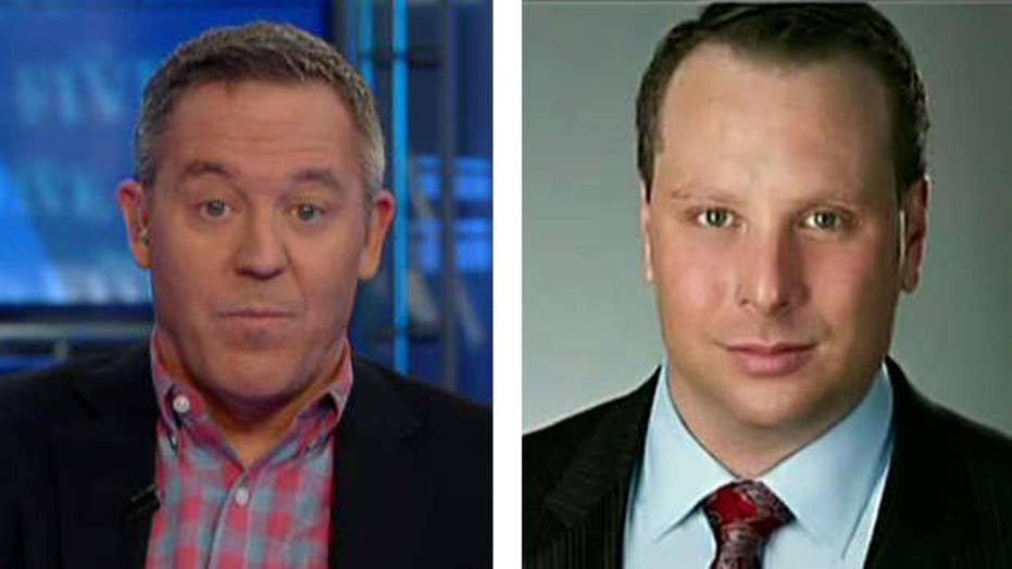 Gutfeld on Nunberg's flameout