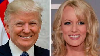 Former adult movie star sues President Trump to invalidate non-disclosure agreement; Kevin Corke reports from Washington.