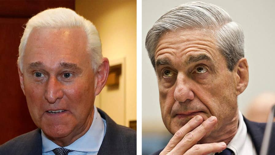 Mainstream media turn their attention to long-time Republican strategist and former Trump adviser Roger Stone.