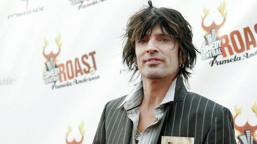 Former Motley Crue drummer Tommy Lee was attacked by his adult son, Brandon, who allegedly punched him in the face in his home during a drunken brawl, according to reports.