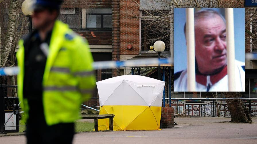 UK to reveal more about mystery substance allegedly used to sicken former Russian spy.