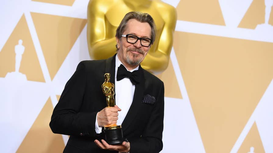 Gary Oldman's son Gulliver Oldman penned an open letter defending his father against the domestic abuse allegations his mother made in 2001 after the claims resurfaced following Oldman's Oscars win.