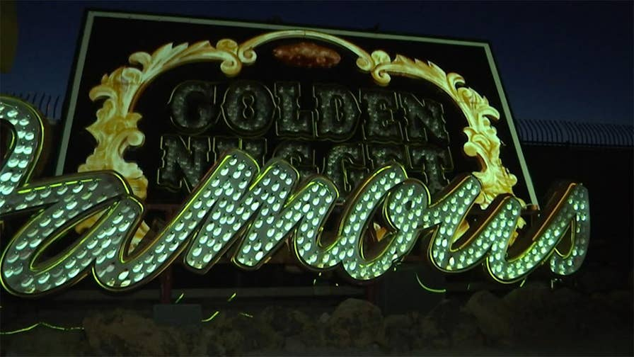 The Neon Museum's 'Brilliant!' experience lets visitors see the heyday of Vegas.