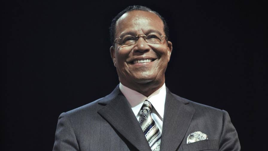 A look at Nation of Islam leader Louis Farrakhan and why he's a problem for Democrats