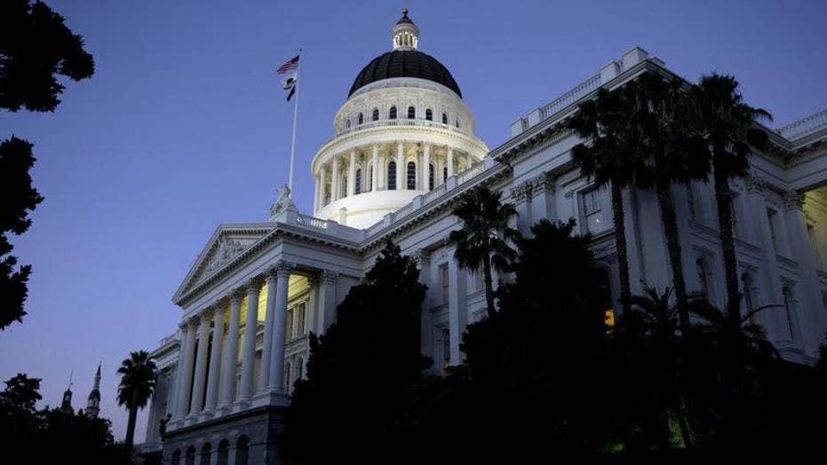 Trump admin sues California over 'sanctuary state' policy