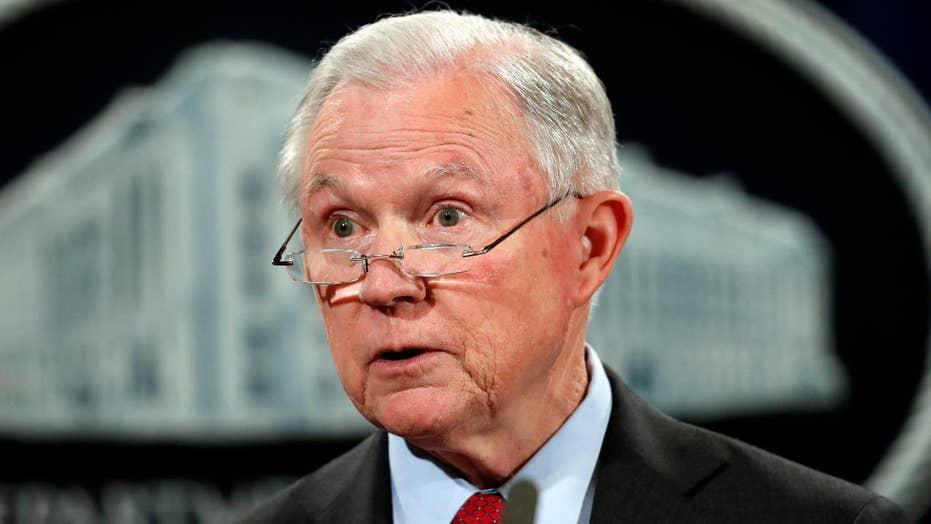 DOJ sues California for immigration interference